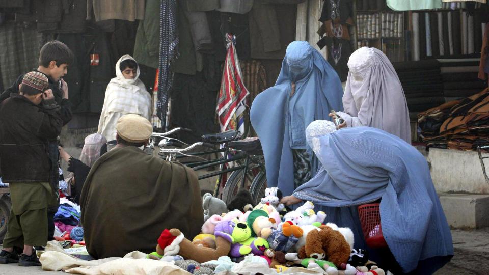 Foto: AP/Allauddin Khan/SCANPIX